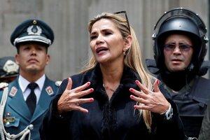 El Congreso investigará cuál fue el rol de los espías de la AFI macrista en el golpe de Jeanine Áñez.