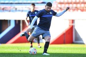 Ortigoza será una pieza clave en el centro del campo de San Lorenzo (Fuente: Prensa San Lorenzo)