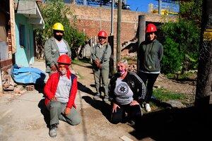 La cuadrilla femenina de Cooperativa Campo Unamuno