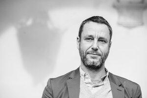 """El autor italiano Sebastiano Mauri habla de """"Disfruta el problema"""". (Fuente: Yuma Martellanz)"""
