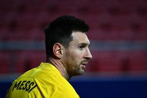 Messi debe pensar su futuro. (Fuente: EFE)