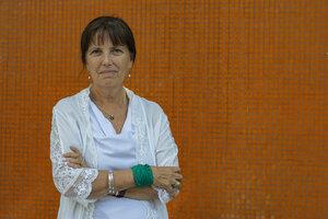 """El teatro me da permisos que no me da la narrativa"", reflexiona Piñeiro (Fuente: Verónica Bellomo)"