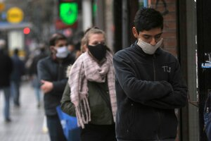 Con la pandemia, un tercio de los empleos perdidos corresponden a jóvenes. (Fuente: Sandra Cartasso)
