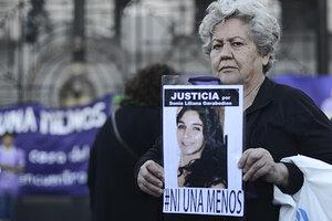Lola Carrizo. Madre de víctima