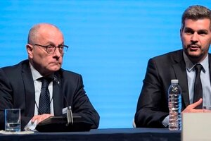 Peña y Faurie, hombres claves del gabinete de Macri, imputados por el contrabando de armas a Bolivia.