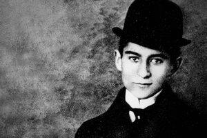 Franz Kafka.+