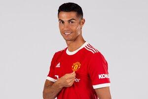 Cristiano Ronaldo, regresa al Manchester United, club donde brilló. (Fuente: Prensa Manchester United)