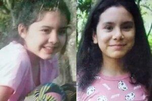 Lilian Mariana Villalba   María Carmen Villalba las niñas que murieron baleadas e un campamento guerrillero.