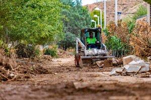 Los destrozos por la DANA se sienten en buena parte de España. (Fuente: EFE)