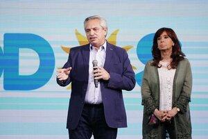 El presidente Alberto Fernández salió a hablar luego de que se conocieran los malos resultados para el Frente de Todos.