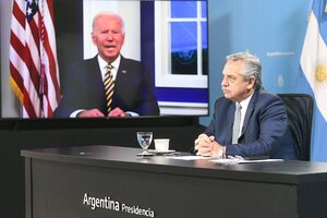 Alberto Fernándezparticipa este viernes del Foro de las Principales Economías sobre Energía y Clima.