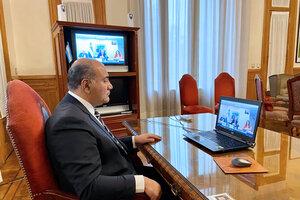 Juan Manzur: de la gobernación de Tucumán a la jefatura de Gabinete. (Fuente: NA)