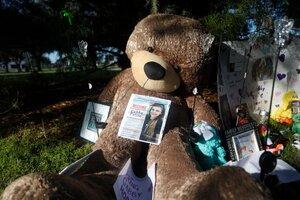 La búsqueda de Petito, de 22 años, había comenzado el 11 de septiembre. (Fuente: AFP)