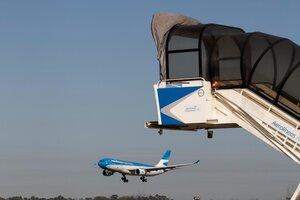 Aerolíneas Argentinas hizo pública su programación de vuelos para el verano 2022. (Fuente: Bernardino Avila)