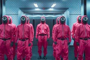 """""""El juego del calamar""""es la primera serie oriental en llegar al primer puesto de visionados."""