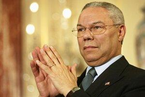 Colin Powell, exsecretario de Estado estadounidense, murió a los 84 años por covid-19. (Fuente: AFP)