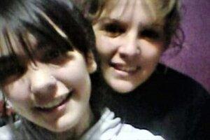 Luz y Jaqueline.