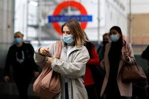 Reino Unido, Rusia y Turquía son los que mayor número de contagios tuvieron. (Fuente: AFP)