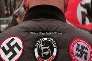 Autoridades policiales italianas desmantelaron una organización neonazi. (Fuente: AFP)