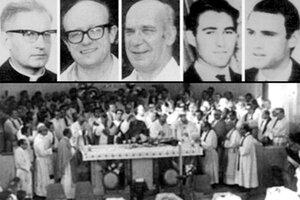 En la última dictadura fueron asesinadoscinco sacerdotes de la orden de los Palotinos. (Fuente: Télam)
