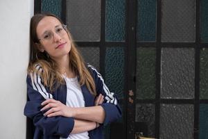 Carolina Donati trabajó su disco debut, Lo que quedó, con Pablo Giménez, de El Zar, a cargo de la producción. (Fuente: Cecilia Salas)
