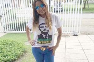 Bastos de Carvalho, la fiscal que se identifica políticamente con el presidente.