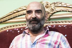 Sergio De Loof en el MAMBA (Fuente: Guido Limardo)
