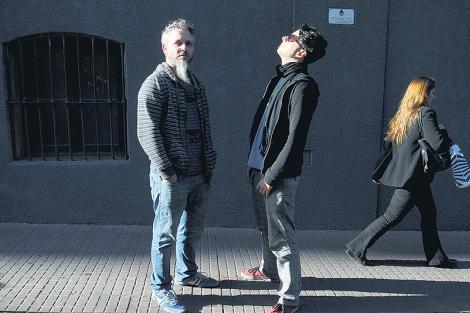 """""""Si hay resistencia es porque hay esperanza"""", dicen los músicos de La Siniestra. (Fuente: Guadalupe Lombardo)"""