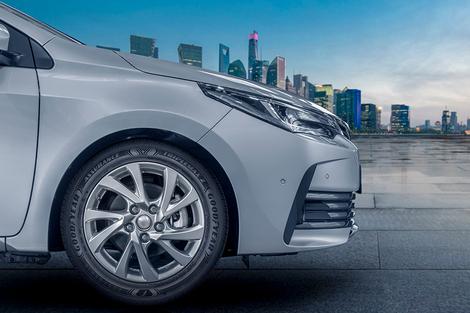 Los neumáticos Goodyear ruedan en Argentina desde hace más de 100 años