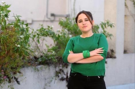 Ofelia Fernández salió al cruce de Jair Bolsonaro por sus críticas a la legalización del aborto. (Fuente: Guadalupe Lombardo)