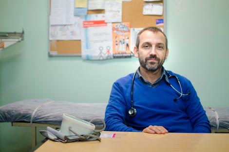 Omar Sued, presidente de la Sociedad Argentina de Infectología, será uno de los integrantes de laJunta Asesora Científica Internacional sobre la Sputnik V.