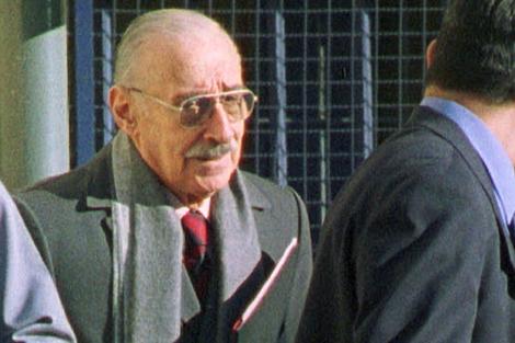 Desde el gobierno español piden que se retire una condecoración que la realeza le otorgó al genocida Jorge Rafael Videla. (Fuente: NA)