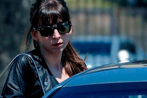 Florencia Kirchner se encuentra internada en el Sanatorio Otamendi por un cuadro infeccioso. (Fuente: Télam)