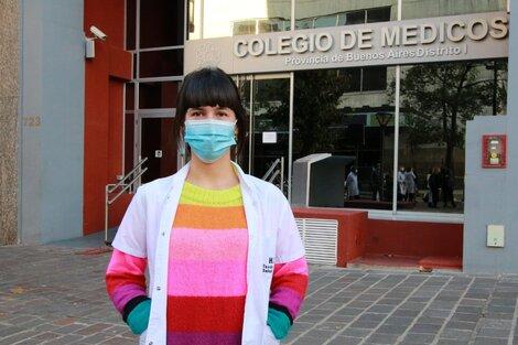 Micaela Maggio encabeza la lista Colegio Joven.
