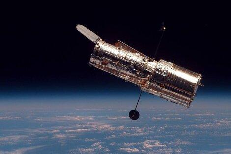 El telescopio espacial Hubble lleva más de una semana sin funcionar y la NASA no logra arreglarlo. (Fuente: NASA)