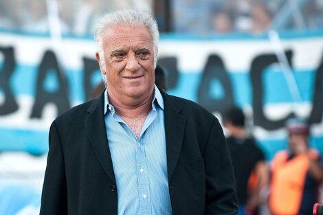 El Coco Basile, ícono del fútbol argentino (Fuente: NA)