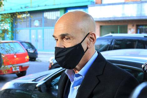 Gustavo Arribas declaró en indagatoria ante el juez Martín Bava y negó haber mandado a espiar a los familiares del ARA San Juan. (Fuente: NA)