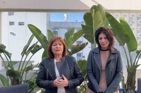 Patricia Bullrich propuso como candidata en la lista de Juntos por el Cambio a la historiadora Sabrina Ajmechet, denunciada por plagio.