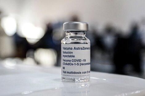 """La primera dosis de AstraZeneca alcanza un 87 por ciento de eficacia ante la """"hospitalización o fallecimiento"""" causados por la variante delta. (Fuente: Leandro Teysseire)"""