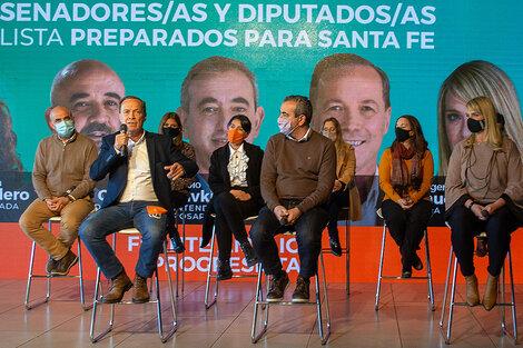 Giustiniani apuesta al liderazgo de Pablo Javkin.