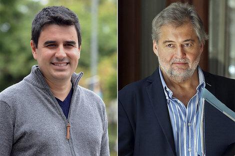 Toniolli encabeza la lista de diputados con Rossi y Mirabella es el candidato de Perotti. (Fuente: Archivo Rosario/12)