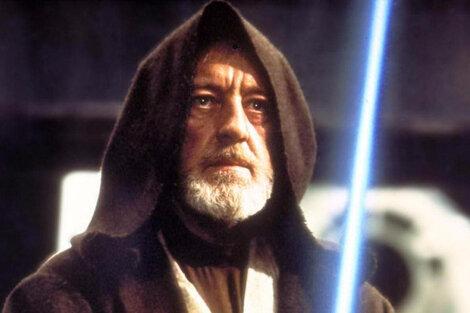 Alec Guinness, el actor británico que encarnó aObi-Wan Kenobi en La guerra de la galaxias, murió el 5 de agosto de 2000, a los 86 años.