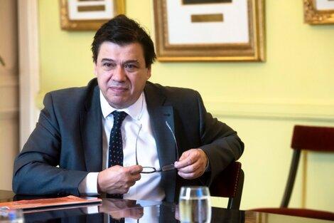 """""""Desde el Ministerio alentamos que se adelanten las revisiones paritarias previstas para más adelante"""", señaló Moroni."""