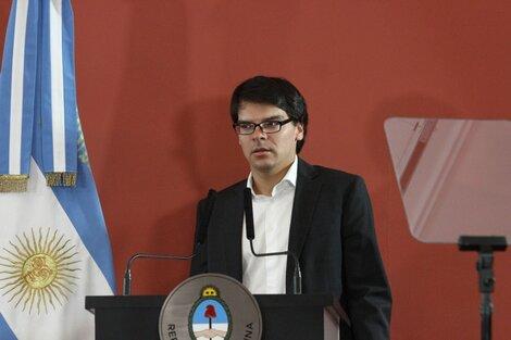 Darío Nieto no quiere que el tribunal oral que tiene a su cargo la causa del Memorándum con Irán acceda al contenido de su teléfono. (Fuente: Leandro Teysseire)