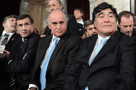 Carlos Zannini y Oscar Parrilli pedirán que se anule la causa Memorándum.