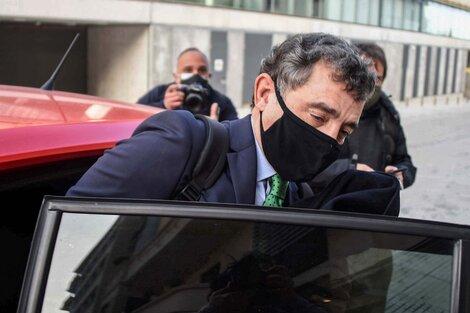 """Fabián """"Pepín"""" Rodríguez Simón enfrenta un pedido de extradición de la Justicia argentina. (Fuente: Dante Fernández)"""