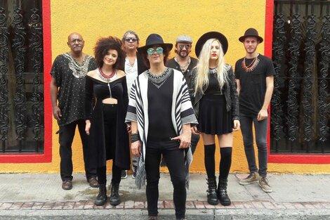 El General Paz & la Triple Frontera, una agrupación independiente que mezcla el rock y el funk con diversos folklores latinoamericanos.