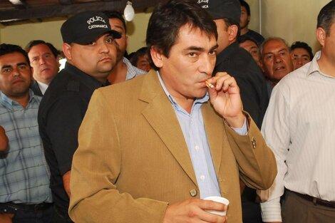 Elpidio Guaraz.