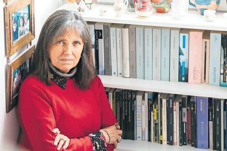 Claudia Piñeiro le responde a los que la señalaron. (Fuente: Federico Paul)