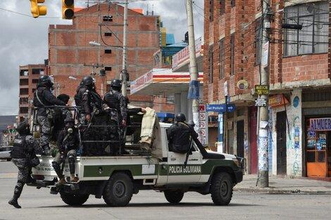 Armas a Bolivia: El testimonio del jefe de los gendarmes que viajaron compromete al macrismo. (Fuente: AFP)
